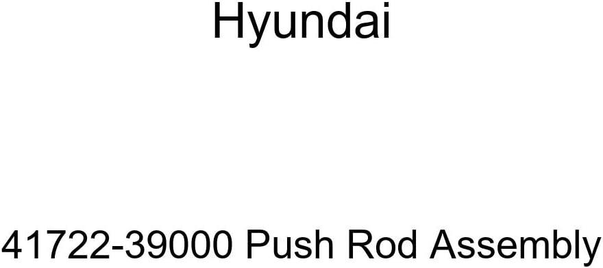 Genuine Hyundai 41722-39000 Push Rod Assembly