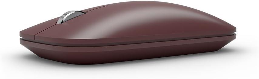 Microsoft Surface Mobile Mouse - Ratón (Ambidextro, Bluetooth ...