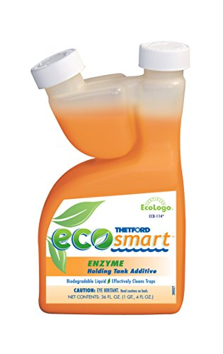Eco Smart Enzyme RV Holding Tank Deodorant - Waste Digester - Detergent - 36 oz - Thetford 32947