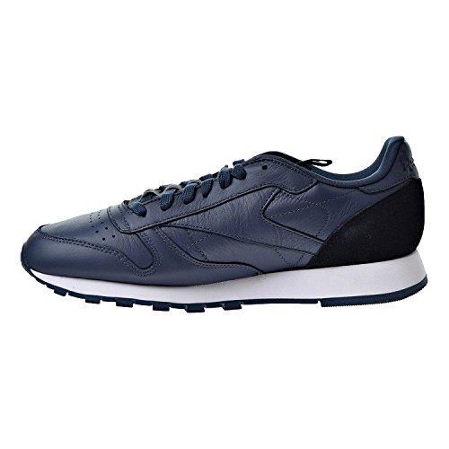 Reebok Classic Leather IT Mens Sneakers Smoky Indigo/Black/White bs8256 dxjWXNrJ