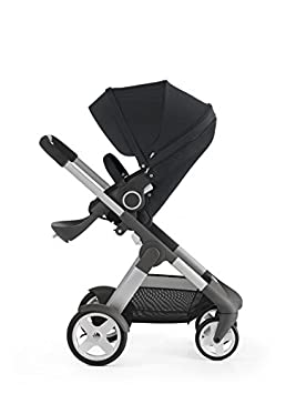 Amazon.com: Cochecito Stokke Crusi, color negro.: Baby