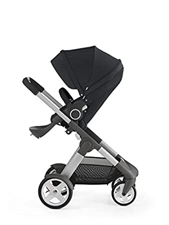 Amazon.com: Cochecito Stokke Crusi, color negro.: Baby