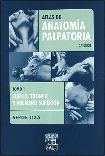 Descargas de libros para Android Atlas de Anatomía Palpatoria. Tomo 1 en español MOBI