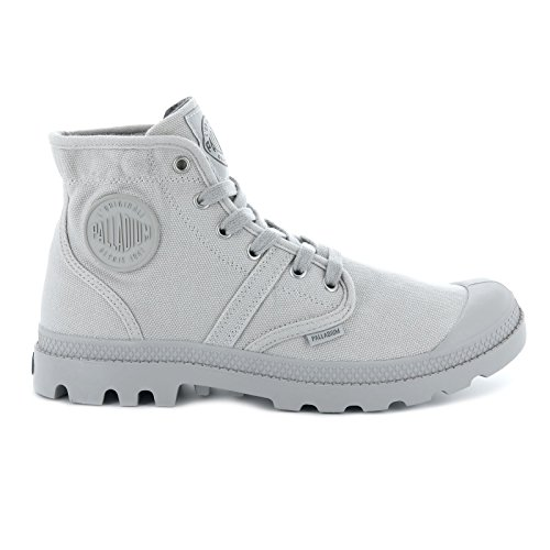 Palladium Pallabrousse Mens Boots - Vapor/Metal Grey - UK 12 XRVjoKRtn1