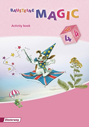 BAUSTEINE MAGIC 1 - 4: Activity book 4
