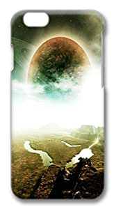 Planetary Scene PC Case Cover for iphone 6 4.7inch