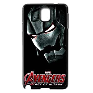 AKERCY Avengers Age of Ultron iron man Phone Case For Samsung Galaxy note 3 N9000 [Pattern-5]