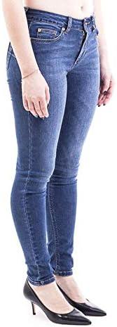 liu-jo Jeans Aderente Cinque Tasche Taglio Dritto Alla Caviglia UXX037