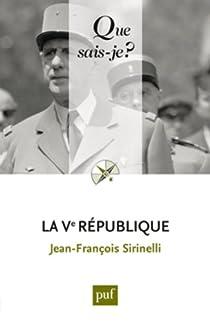 La Ve République par Sirinelli