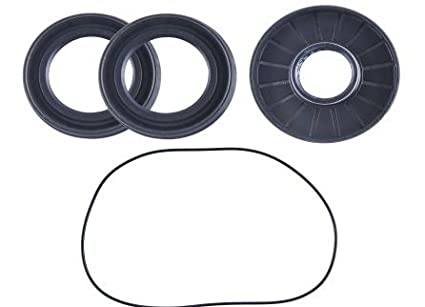 East Lake Axle rear differential seal kit compatible with Polaris Ranger  500/700 / 800 6X6 / 900 Diesel