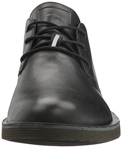 CAMPER Mens Morrys K100057 Chukka Boot,Black,46 EU/13 M US
