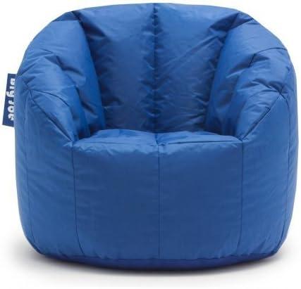 Big Joe Milano Bean Bag Chair, Stadium Blue