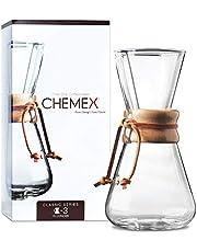 Chemex Drip Coffee Maker 1-3 Cup