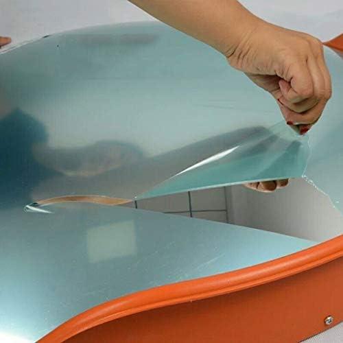 カーブミラー ワイドアングルリフレクターバンプ球面安全盗難防止屋外交通私道の取付金具を含むPSプラスチックミラー45センチメートル60センチメートル80センチメートル100センチメートル、 RGJ1-21 (Size : 750mm)