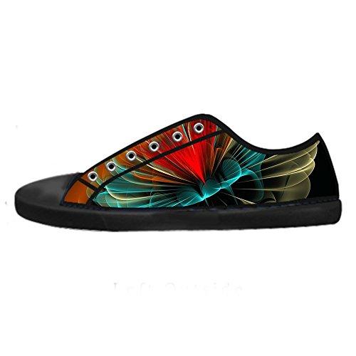 Custom Stampa 3D stereoscopica Womens Canvas Shoes I Lacci delle Scarpe Scarpe Scarpe da Ginnastica Alto Tetto