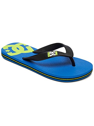 DC Kinder Sandale Spray Sandalen Jungen Blue/Black