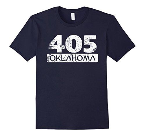 Vintage Oklahoma City Distressed T Shirt product image