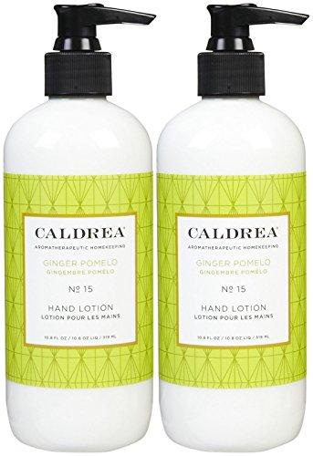 Caldrea Hand Lotion - Ginger Pomelo - 11 oz - 2 pk ()