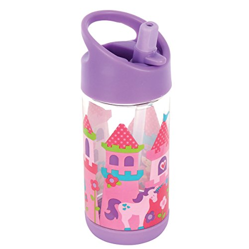 Stephen Joseph Flip Top Bottle, Princess