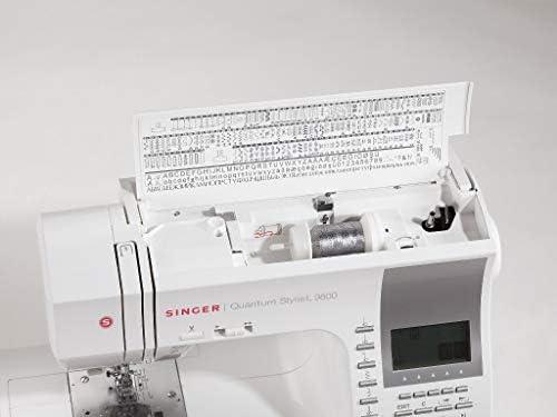 Singer Quantum Stylist 9960 - Máquina de Coser computarizada, 600 ...