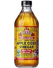 Bragg Organic Raw-Unfiltered Apple Cider Vinegar 473 ml