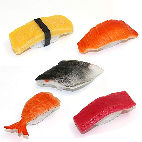 Nice purchase Artificial Sushi Fake Food Simulation