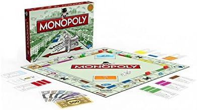 Hasbro Monopoly Clásico Barcelona C1009118: Amazon.es: Juguetes y juegos