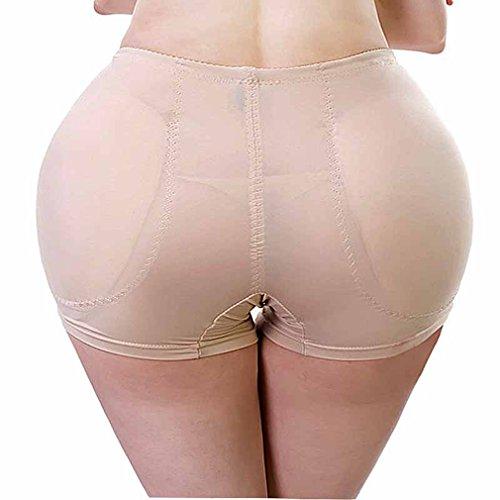 db3b659f34 Zarbrina Women Hip Buttocks Padded Panties Underpants Butt Enhancer Bum  Lift Shaper Panty Bodysuit