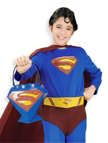 Rubies Superman Trick-or-Treat Pail -