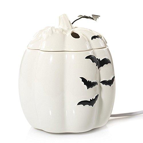 (Yankee Candle Batty Pumpkin Electric Tart Burner Wax)