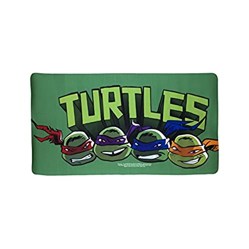 Nickelodeon Teenage Mutant Ninja Turtles Bathtub Mat