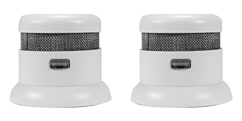 First Alert Atom Micro Photoelectric Smoke and Fire Alarm 2 Pack Review