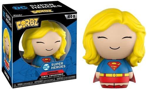 Supergirl Figure Vinyl - Funko Dorbz: DC - Super Girl Collectible Vinyl Figure