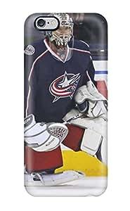 New Style columbus blue jackets hockey nhl (25) NHL Sports & Colleges fashionable iPhone 6 Plus cases 5943435K206479976