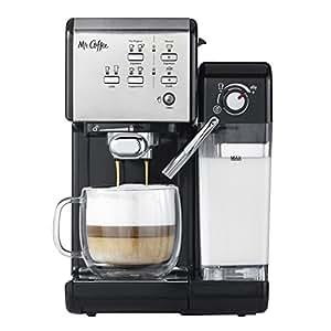 Amazon.com: Mr. Coffee One-Touch - Cafetera de café y ...