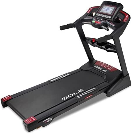 Sole Fitness - Cinta ergométrica, modelo F65: Amazon.es: Deportes ...