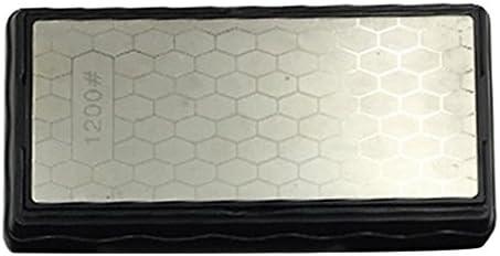 ダイヤモンドの砥石削り粗い - 家庭用台所、シェフのための両面手動削り研磨剤