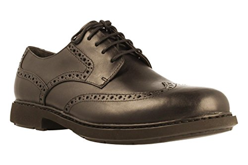 (Camper Men's Neuman K100156 Oxford, Black, 46 M EU (13 US))