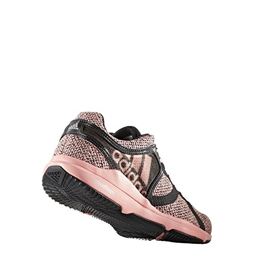 Adidas Crazytrain Cf W, Scarpe da Ginnastica Donna, Grigio (Griosc/Corneb/Azuene), 37 EU
