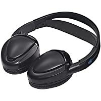 Advent Audiovox MTGHP2CA Dual channel wireless fold-flat headphones