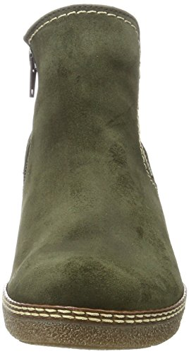 Gabor Comfort Basic - Botines Mujer Verde (29 Bottle.n/a.ma/mi)