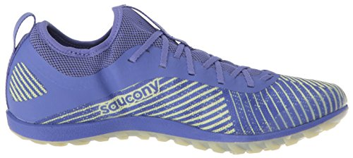 Saucony Women's Havok XC2 Flat Track Shoe Purple/Yellow 5.5 M US by Saucony (Image #6)