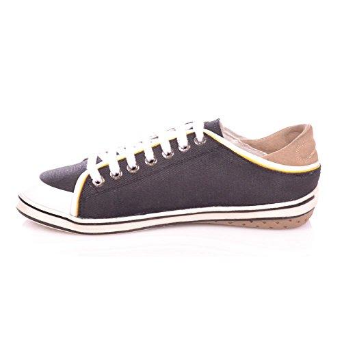Moschino Sneaker Uomo Nero Black Black