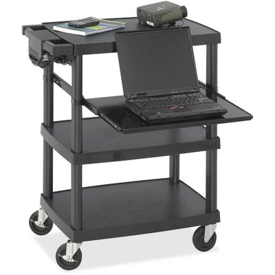 SAF8929BL - Safco Multimedia Cart