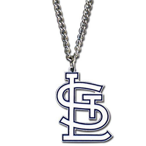 MLB St. Louis Cardinals Chain Necklace