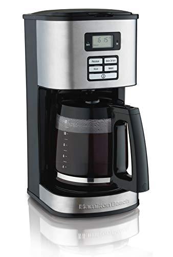 Hamilton Beach 12-Cup Coffee Maker, Programmable (49618)