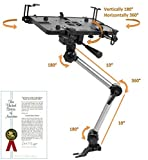Mobotron MS-426 Standard Car iPad Laptop Mount Holder Stand