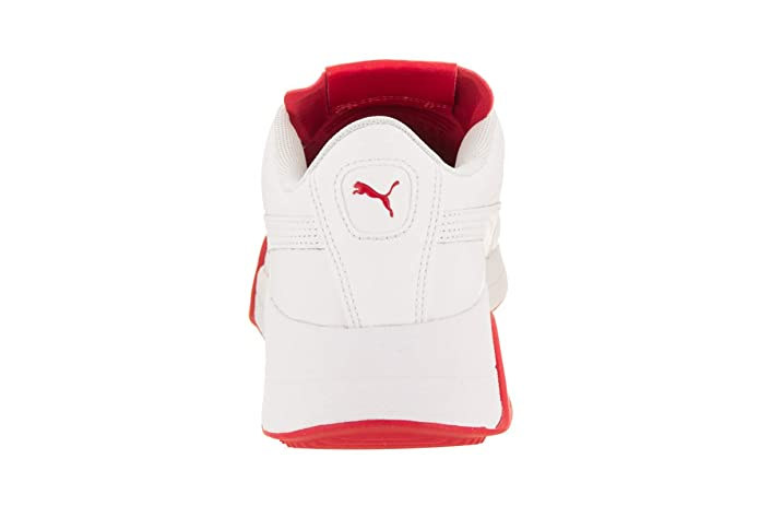 97567d123 Puma Men s Turin O LTH Puma White Hight Risk Red Training Shoe 10.5 Men US   Amazon.com.au  Fashion