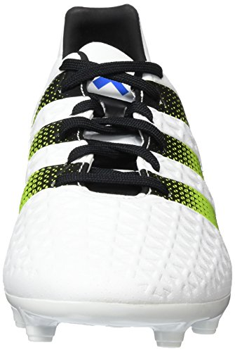 Slime Solar Ace semi ag Fg Blue ftwr S16 Terrain Blanc White Souple Homme Adidas Football shock q4wP47R