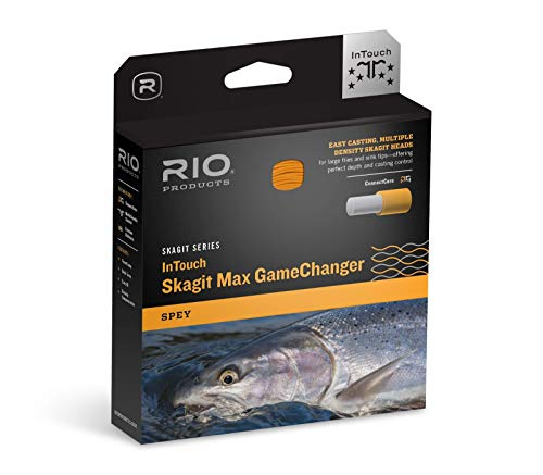 Skagit Spey Casting - RIO Products INTOUCH Skagit Trout Spey #5 SHD (375GR)